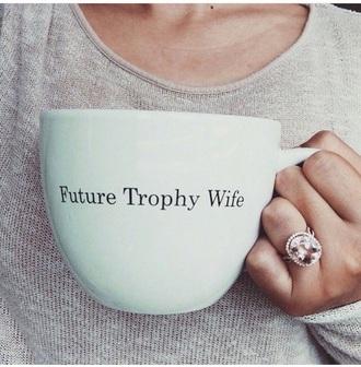 home accessory wife dope prom accessory mug