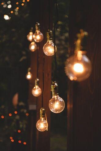 bag light bulbs strings hipster wedding home decor beach house home accessory