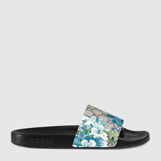 43dcc895789 Gucci GG Blooms sandal