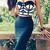 Black White Tube Top & Bodycon Skirt|Disheefashion