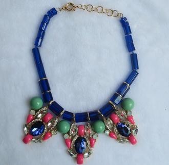 jewels aliexpress zara necklace gemstone