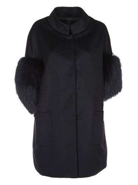 Ita-Kli coat black