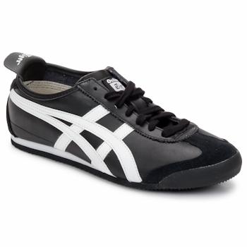 Baskets Onitsuka Tiger MEXICO 66 Blanc / Noir - achat de chaussures en ligne, boutique chaussure pas cher sur Shoes.fr !