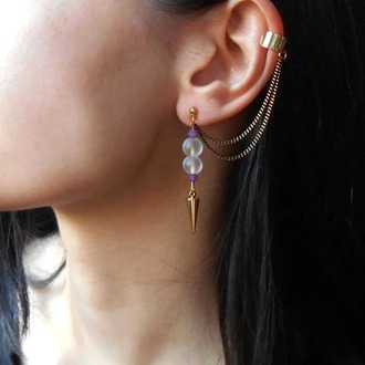 jewels earrings two colour helpmefind celebrity ear piercings piercing jewels earings ears happy balls come on over