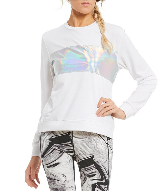 sweater aesthetic holo cute