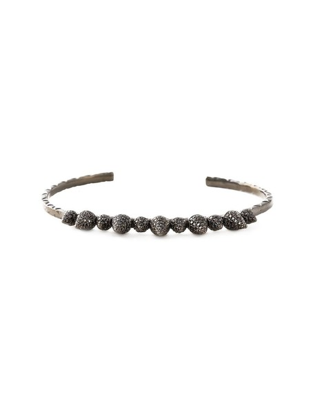 Joëlle Jewellery women silver grey metallic jewels