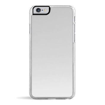 Silver mirror iphone 6 case