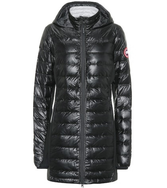 Canada Goose HyBridge® Lite down coat in black