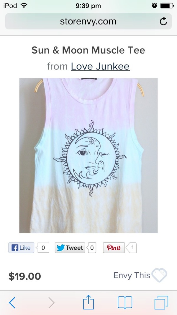 t-shirt summer tumblr singlet