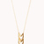 Cutout Chevron Necklace | FOREVER21 - 1055757192
