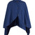 Waterfall-side ramie and cotton-blend cape