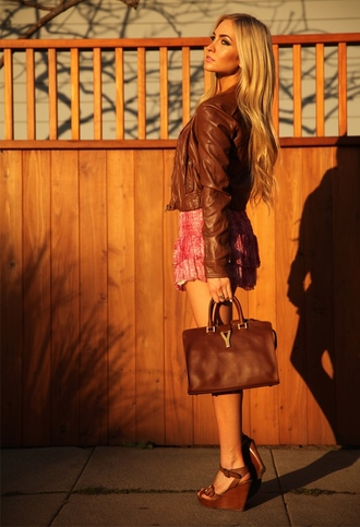 angel food t-shirt skirt bag belt shoes sunglasses jacket