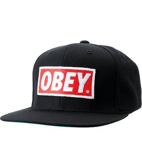 snapback obey snapback