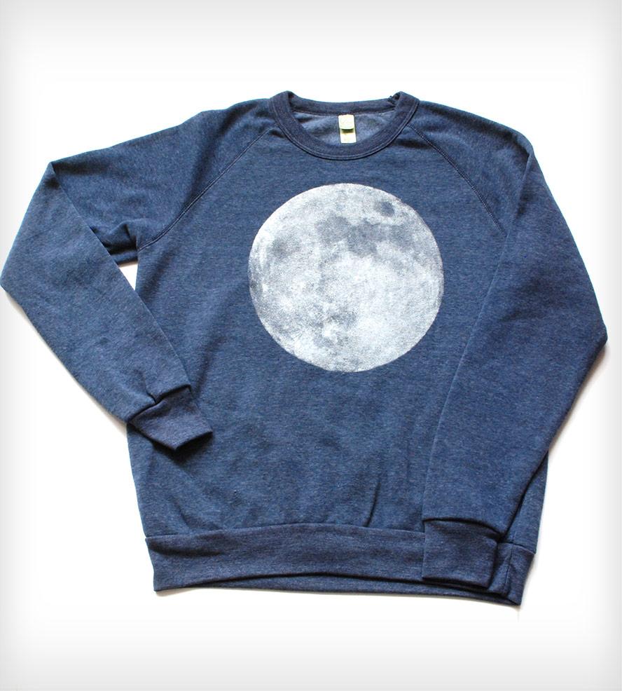 Unisex full moon sweatshirt