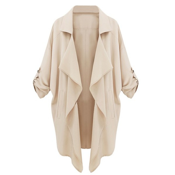 cardigan coat winter outfits beige cream long feminine long coat sophisticated jacket trench coat nude fall coat