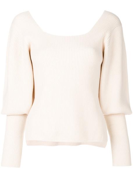 jumper women nude sweater