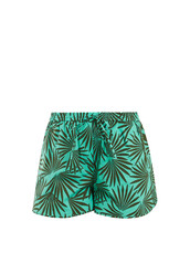 shorts,cotton,green