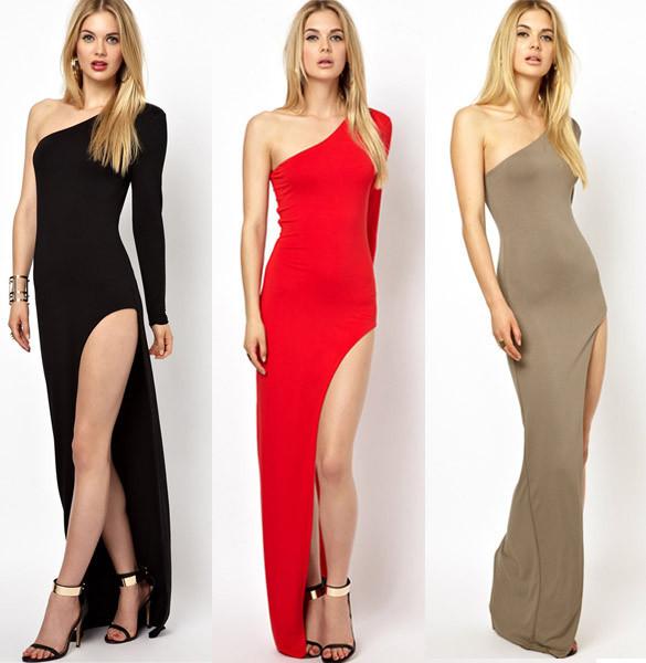 Centria maxi dress