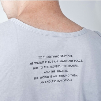 t-shirt quote on bag quote on t-shirt inspiring dramatic tumblr shirt on point on point clothing grunge t-shirt grunge top grunge pale alternative mens t-shirt