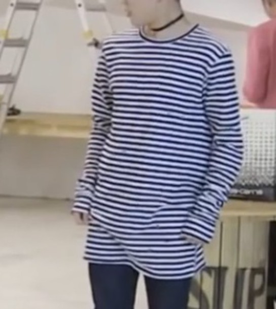 shirt long sleeves long shirt bts jimin