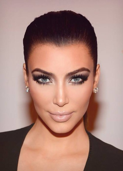 jewels earrings make-up eye makeup lipstick
