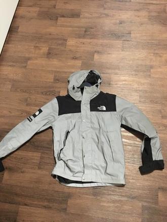 jacket north face supreme