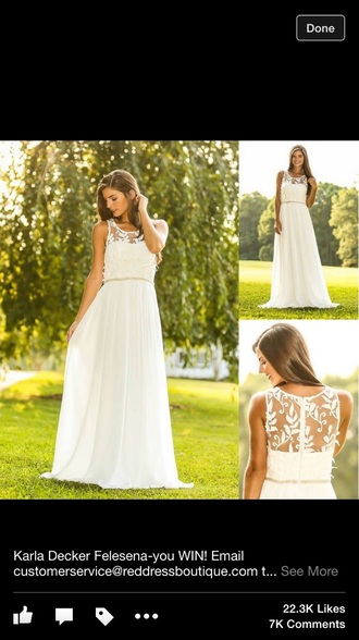 dress red dress boutique white dress maxi dress feathers lace dress wedding dress