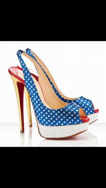 shoes christian louboutin heels