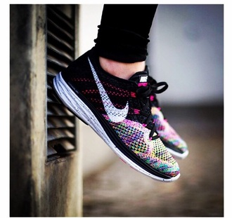 shoes nike sneakers running shoes sport shoes sneakersaddict women's shoes workout shoes nike shoes colorful multicolor rainbow