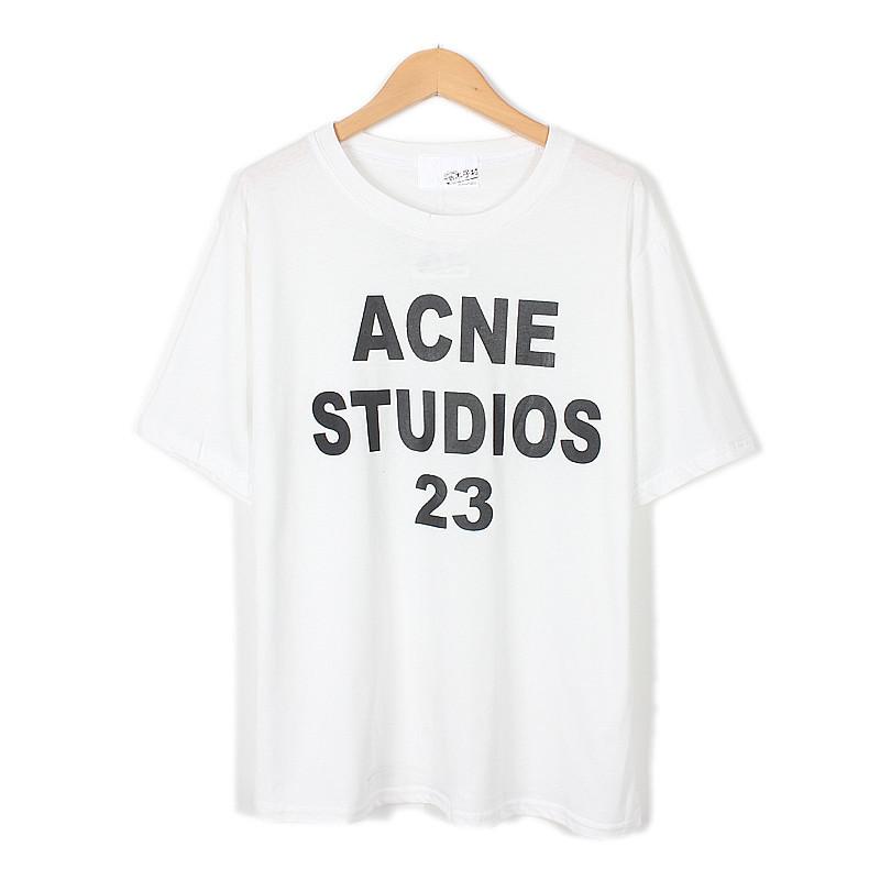 ACNE STUDIOS 23 TEE / back order – HolyPink