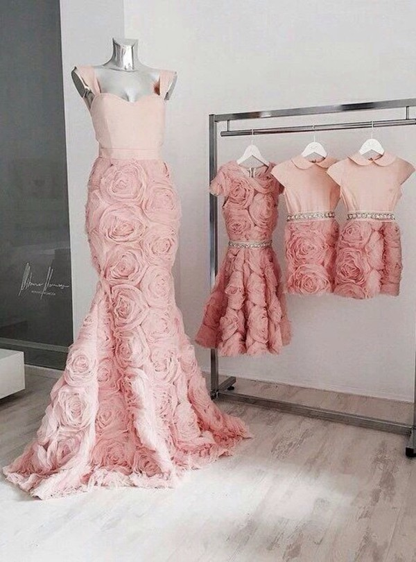Pageant Dresses Kids Stunning Mermaid Pink Pageant Dresses Cheap ...