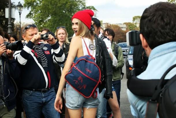 bag streetstyle street snap fashion new york city fashion week shorts stylish cool hot