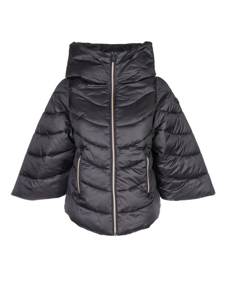 Save The Duck jacket cropped black
