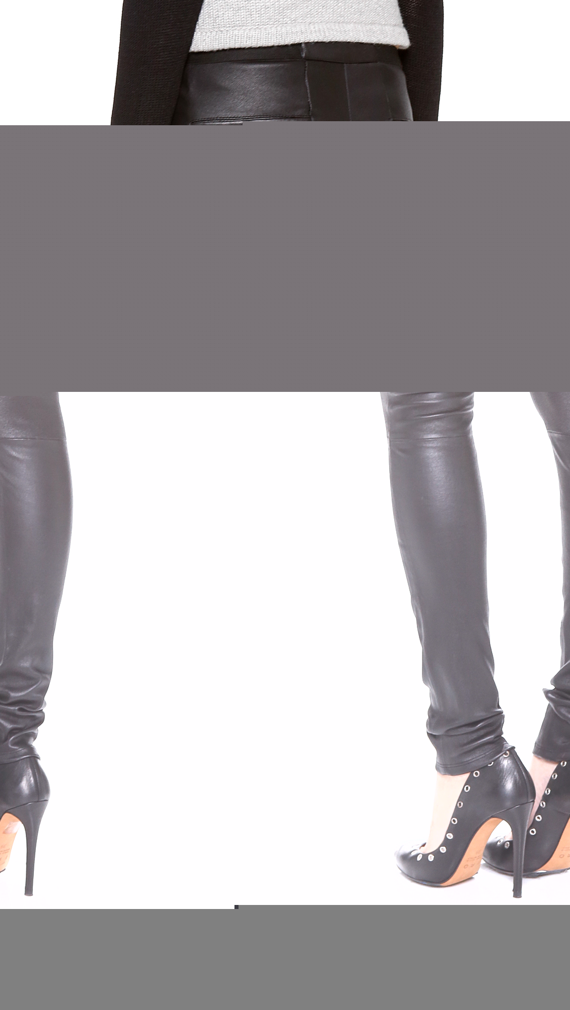 Helmut Lang Stretch Leather Pants | SHOPBOP SAVE 25% use Code:FAMILY25