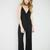 Jumpsuit lace black