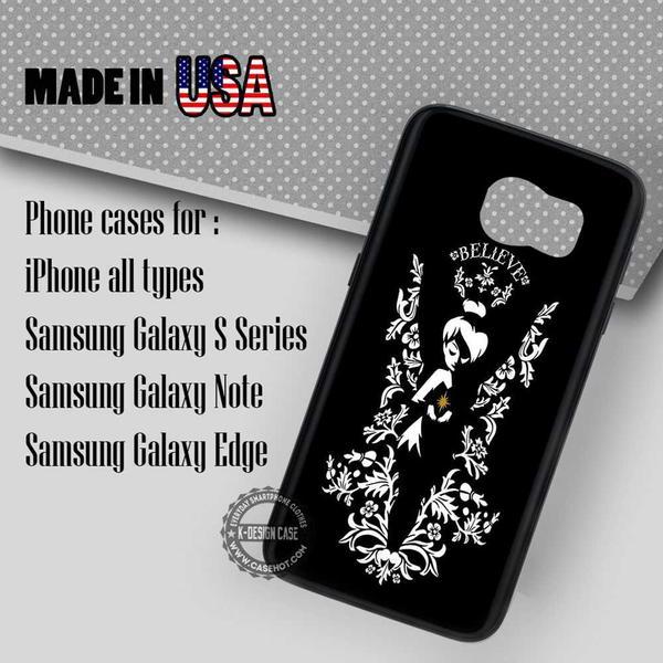 Samsung S7 Case - Believe Disney Quote- iPhone Case #SamsungS7Case #Disney #yn