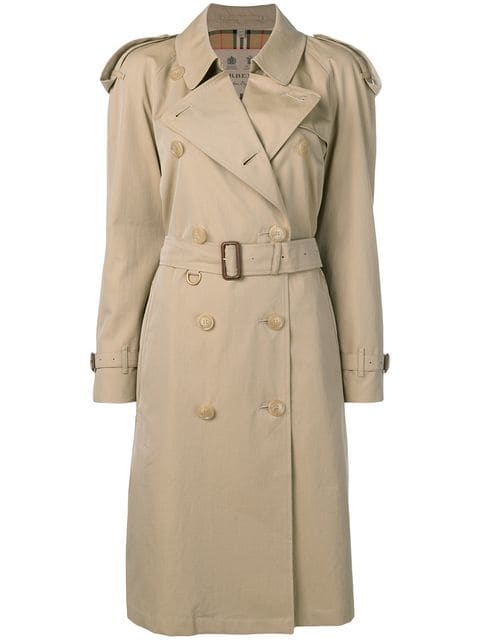 Burberry The Westminster Trench Coat - Farfetch