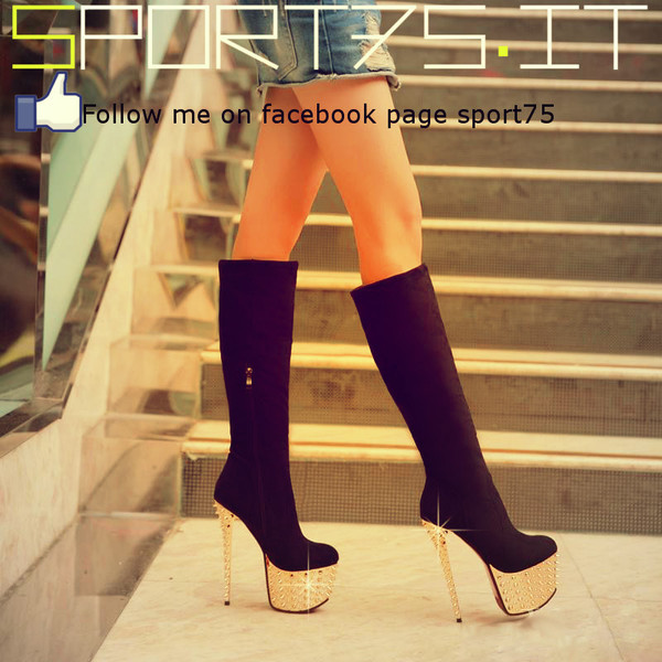 shoes oro boots gold trendy