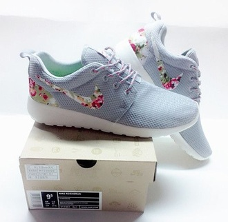 shoes floral nike running shoes nike roshe run