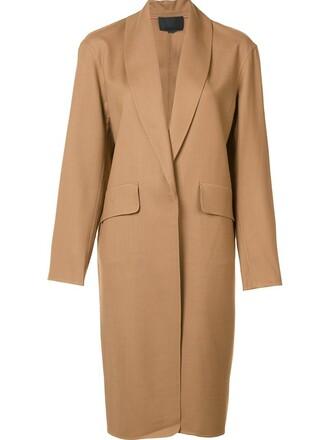 coat boyfriend coat women spandex boyfriend wool brown