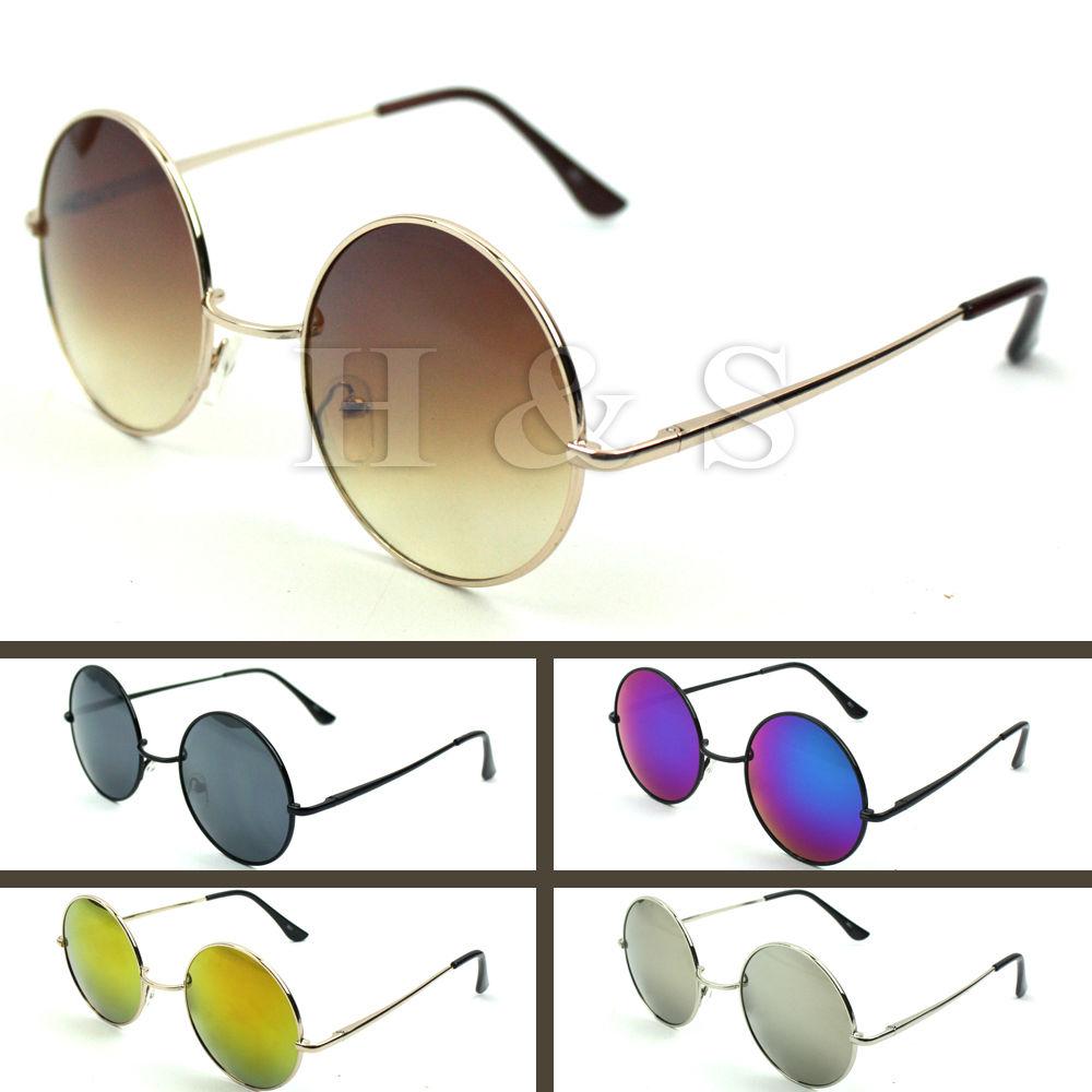 1f43e847c8b Steampunk Sunglasses 50s Round Glasses Cyber Goggles Vintage ...