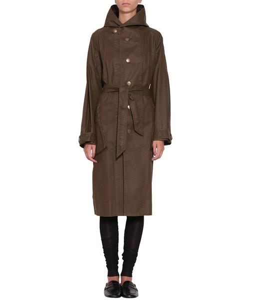 Isabel Marant etoile parka cotton coat