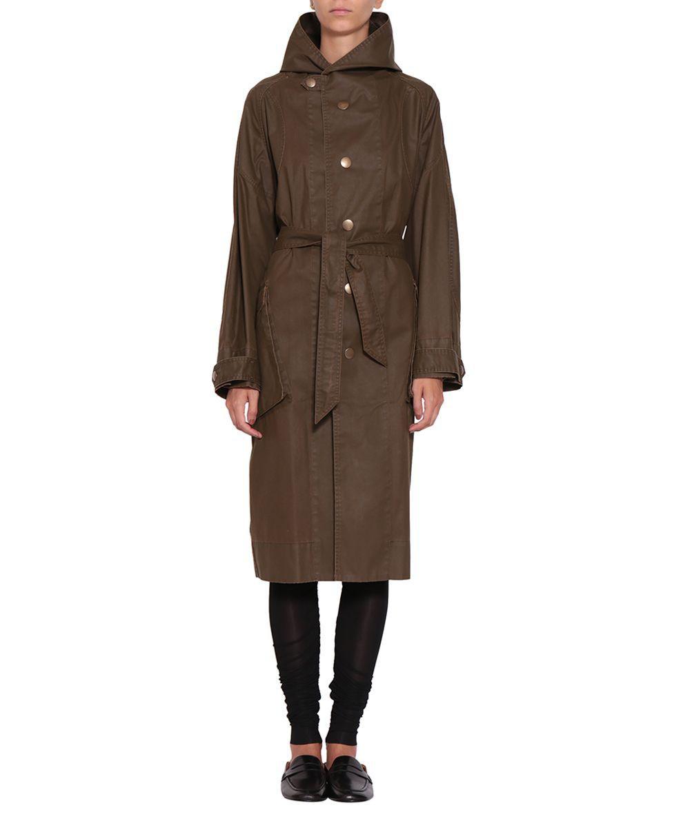 parka cotton coat