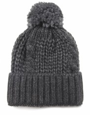 Men's Jules B Soft Cable Knit Bobble Hat | JULES B
