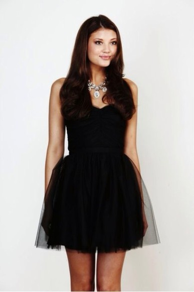 little black dress pinterest