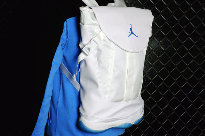 "d0bb0bcad3b2 Now Available  Air Jordan 11 Retro ""Legend Blue"" Backpack"