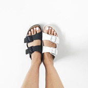 shoes,black and white,sandals,birkenstocks