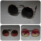 d6a1597cf8 70s Style Round Sunglasses - Shop for 70s Style Round Sunglasses on ...