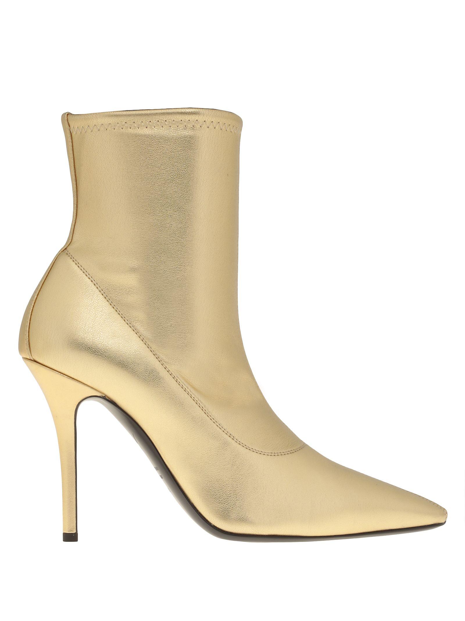 Giuseppe Zanotti Giuseppe Zanotti Salome Boot - Gold - 10820014 | italist