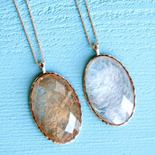 jewels,necklace,pendant,stone,oval pendant,long necklace,beach,pretty,trendy,bohemian